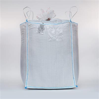 Big Bag Panels 090X090X180 Skirt Bottom Spout 35X50 Kg 1500