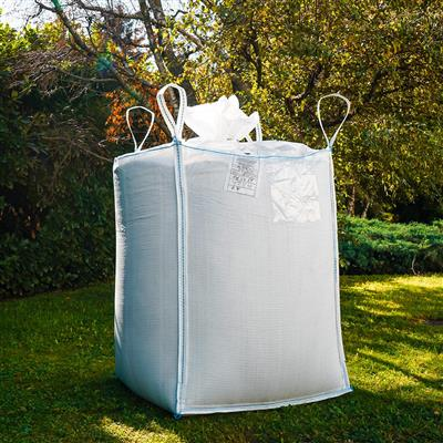 Big Bag Panels 090X090X160 Skirt Bottom Spout 30X50 Kg 1500