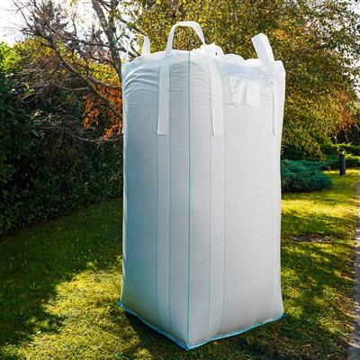 Big Bag Tubular 095X095X200 Skirt Bottom Spout 35X50 Kg 1500