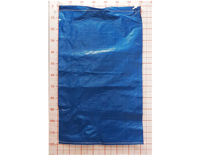 Small bag 070X120 Blue Double String