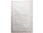 Small Bag 070X120 White Hemmed Mouth Weight 110 gr